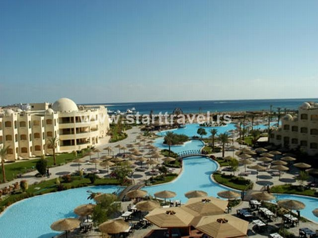 MAKADI BAY - TIA HEIGHTS MAKADI BAY 5*